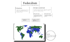 Is federalism superior to unitary government?
