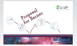 Berner proposal
