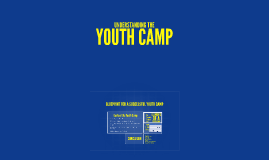 BLUEPRINT FOR A SUCCESSFUL YOUTHCAMP