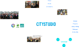 CityStudio Vancouver TEDx Fall 2015