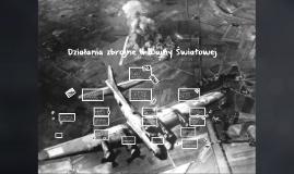 Działania zbrojne II Wojny Światowej