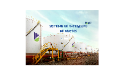 SG Integridad de Ductos
