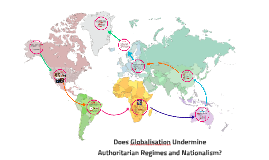 Does Globalisation Undermine