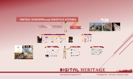 VIRTUAL MUSEUMS and AUDIENCE STUDIES