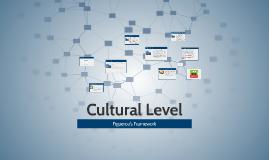 Cultural Level