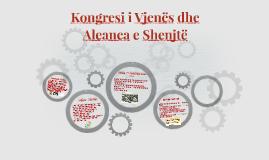 Kongresi i Vjenës dhe Aleanca e Shenjtë
