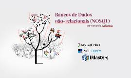 Bancos de Dados Não-Relacionais (NOSQL)