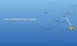 Copy of norra tempererade zonen