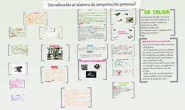 Copy of Introducción al sistema de computación personal