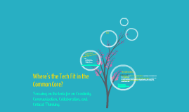 Common Core and Instructional Tech