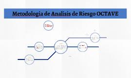Metodologia de Analisis de Riesgo OCTAVE