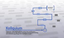 Copy of Kollquium zur Projektarbeit