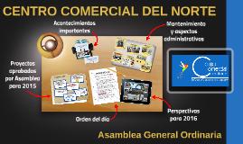 CENTRO COMERCIAL DEL NORTE