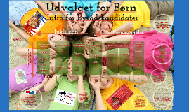 Copy of Præsentation til byrådskandidater