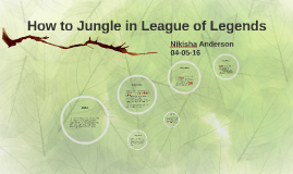 How to Jungle in League of Legeneds