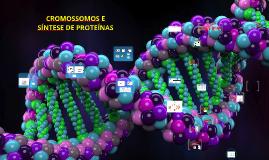A síntese de proteinas