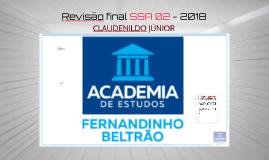 REVISÃO FINAL 2018