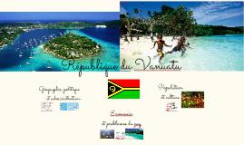 République de Vanuatu