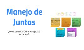 Copy of Manejo de