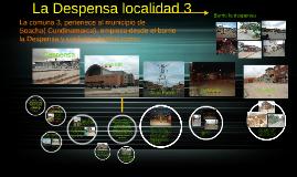 Copy of La Despensa Comuna 3