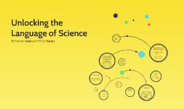 Unlocking the Language of Science