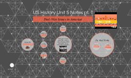 USH Unit 5 Notes pt. 1: Post-War Issues