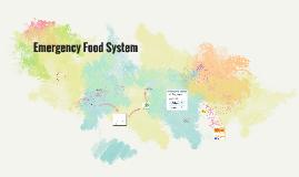 Emergency Food System
