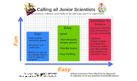 Calling all Junior Scientists