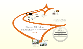 UT Dallas School of Arts and Humanities Discover UT Dallas