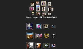 Robert Hayes - AP Studio Art 2014