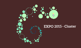 EXPO 2015 - Cluster