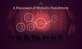 A Discussion of Shylock's Punishment