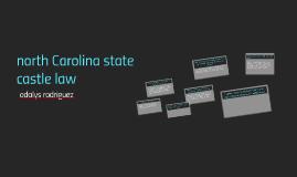 north carolina state castle law