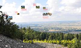 Góry Świętokrzyskie