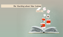 Copy of The Education of Mao Zedong