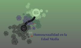 Homosexualidad en la