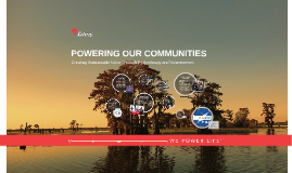 Powering Our Louisiana Communities