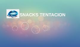 SNACKS TENTACION