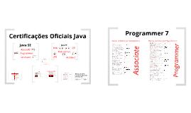 Certificação Programador Java: Dicas e exemplos práticos