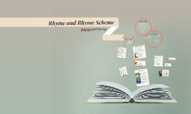 Copy of Rhyme and Rhyme Scheme
