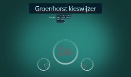 Groenhorst keuze