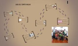 LINEA DEL TIEMPO FAMILIAR