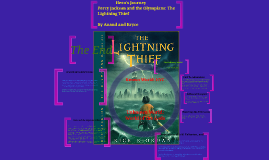 Hero's Journey: Percy Jackson and the Olympians: The Lightning Thief