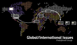 Global/International Issues