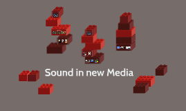 Sound in new Media: