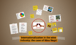 Internationalization in the wine industry: the case of Nino