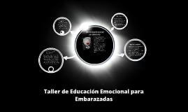 Copy of Taller de Educación Emocional para Embarazadas
