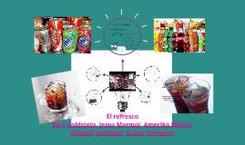 Copy of Composición quimica del refresco