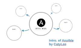 Intro. of Ansible