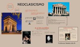 Neoclasicismo y el sí de la niñas